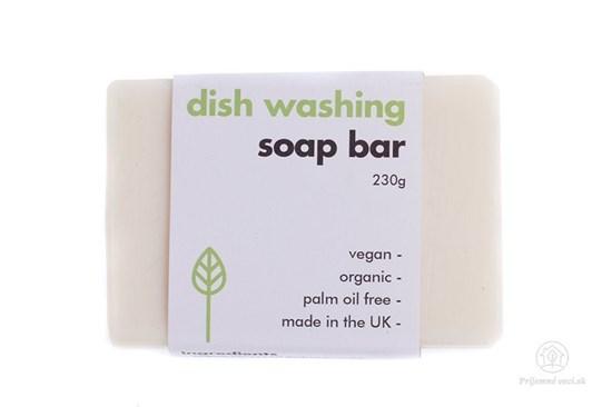 Tuhé mydlo na umývanie riadu - bez obalu