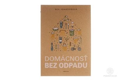 Obrázok pre výrobcu Domácnosť bez odpadu - kniha