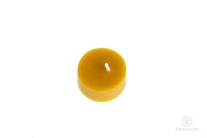 Obrázok pre výrobcu Čajové sviečky z včelieho vosku - bez obalu (10ks)