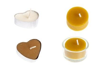 Obrázok pre kategóriu Čajové a vonné sviečky