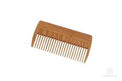 Obrázok pre výrobcu Drevený hrebeň na bradu - riedky