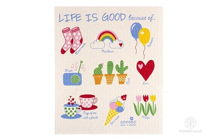Obrázok pre výrobcu Hubka - life is good