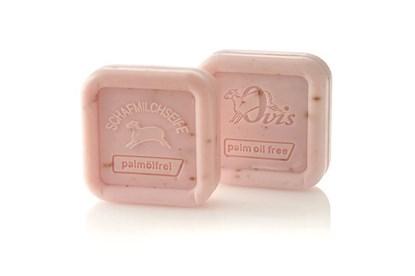 Obrázok pre výrobcu Mydlo s ovčím mliekom - ruža