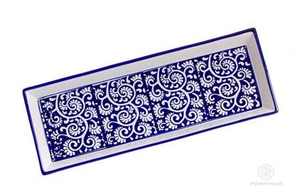 Obrázok pre výrobcu Keramická tácka - ornament