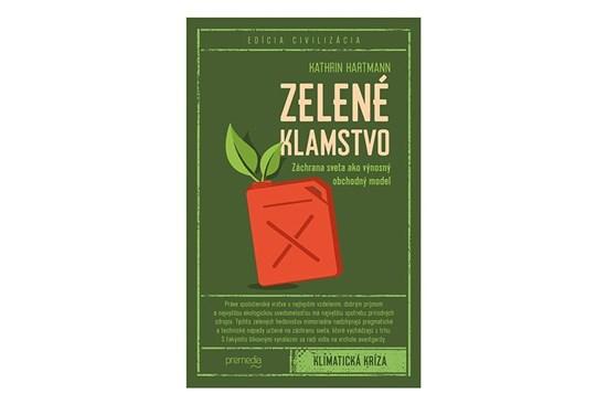 Zelené klamstvo - kniha