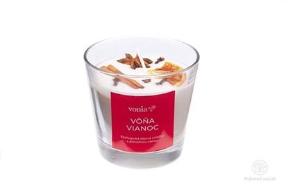 Obrázok pre výrobcu Sójová sviečka - Vôňa Vianoc