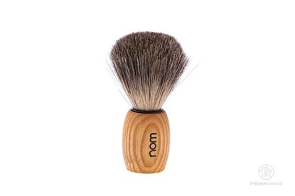 Obrázok pre výrobcu Štetka na holenie OLE jaseň - tmavé jazvečie štetiny