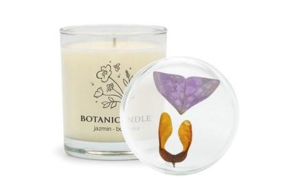 Obrázok pre výrobcu Sójová sviečka Botanicandle - veľká - jazmín, borievka