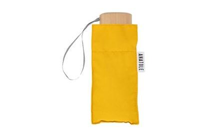 Obrázok pre výrobcu Skladací dáždnik Anatole mini horčicovo žltý - Martin
