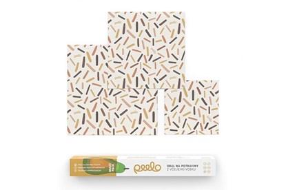 Obrázok pre výrobcu Voskovaný obal Peelomulti pack - 3 veľkosti - paličky