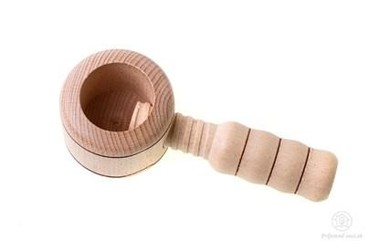 Obrázok pre výrobcu Drevený luskáč na orechy - klasický