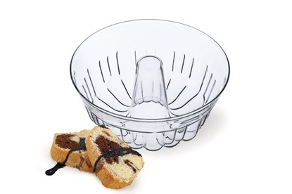 Obrázok pre výrobcu Sklenená forma na bábovku malá Simax - 21cm