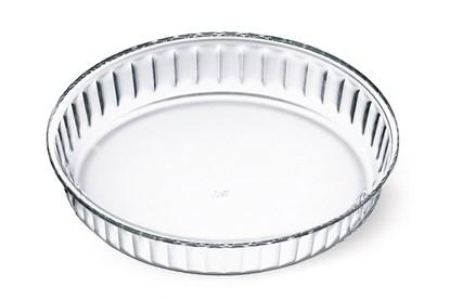 Obrázok pre výrobcu Sklenená forma na koláč veľká Simax - 2,1l