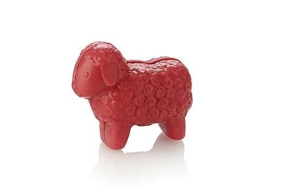 Obrázok pre výrobcu Mydlo ovečka s ovčím mliekom - granátové jablko