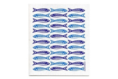 Obrázok pre výrobcu Hubka - rybičky modré