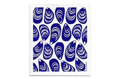 Obrázok pre výrobcu Hubka - mušle modré
