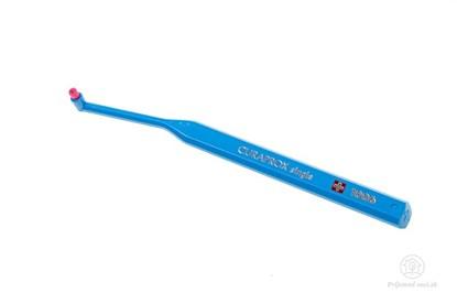 Obrázok pre výrobcu Jednozväzková zubná kefka Curaprox Single - bledomodrá