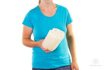 Lufa - špongia na umývanie riadu